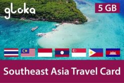 Sim Đông Nam Á 7 Nước