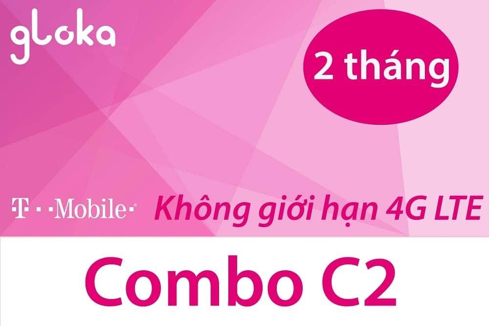 T-mobile Combo dài hạn 2-6 tháng | Gloka