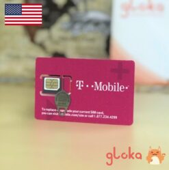 USA travel sim card t-mobile
