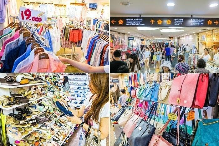 Khu mua sắm Goto (Khu mua sắm ở trạm điện ngầm Gangnam)