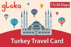 Turkey travel sim card