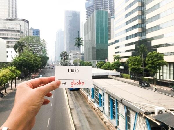 Du lịch cùng Gloka đến Jakarta #travelwithgloka