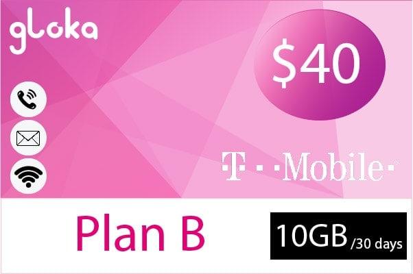 T-Mobile long term Plan B Gloka