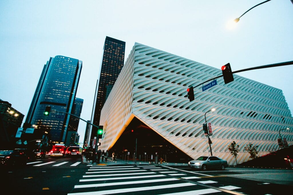 Downtown - Trung tâm Los Angeles