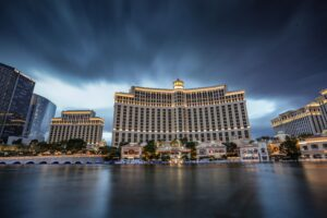 Khám phá Las Vegas -Bellagio. Image source: unsplash