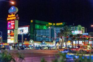 Khám phá Las Vegas - MGM Grand. Image source: unsplash