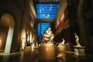 Bảo tàng nghệ thuật Metropolitan - Image source: unsplash