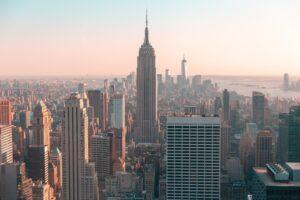 Tòa nhà Empire State - Image source:  pexels