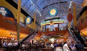 Dollphin Mall - Image source:  taubmanasia