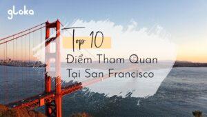 Du lịch Mỹ San Francisco Top 10 địa điểm checkin không thể bỏ qua. Nguồn ảnh: @jybaek