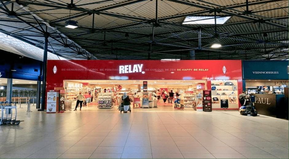 Cửa hàng Relay