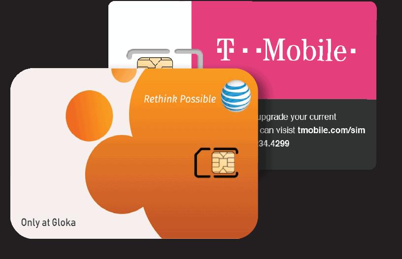 Sim định cư Mỹ T-Mobile AT&T