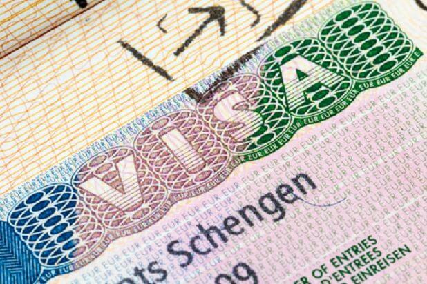Visa châu Âu Schengen là gì. Image credit: schengenvisainfo.com