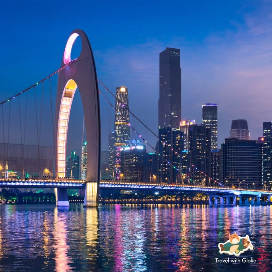 Du lịch Quảng Châu - địa điểm shopping hàng đầu Trung Quốc