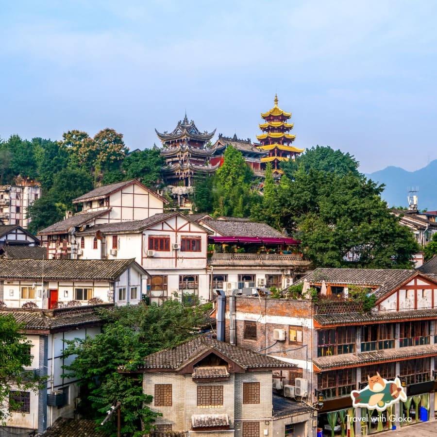 Du lịch Trùng Khánh - Tham quan làng cổ Ciqikou