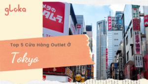 Top 5 địa chỉ Outlet ở tokyo