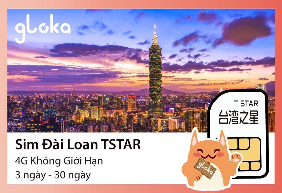 Sim Đài Loan Tstar